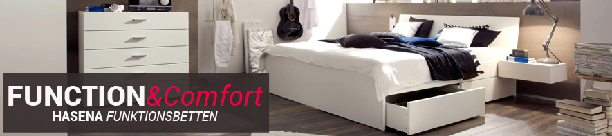 Hasena Function + Comfort