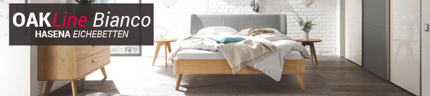 Hasena Oak-Line Bianco
