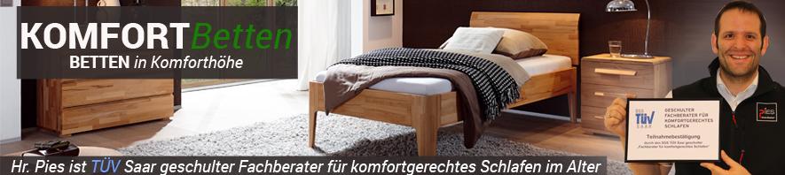 Betten Komfort