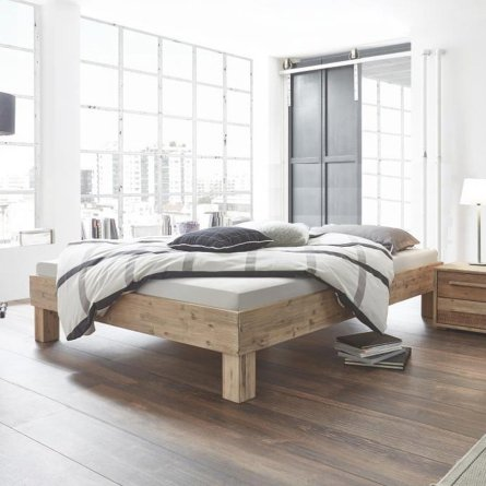 Betten ohne Kopfteil
