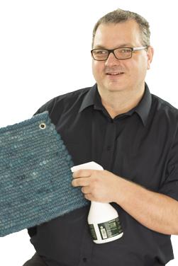 Produkte zur Teppichpflege