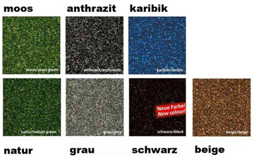 Bevorzugt Kunstrasen Teppich Fur Balkon XV23
