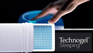 Technogel Sleeping Deluxe Kisseni