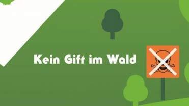 FSC: Kein Gift im Wald