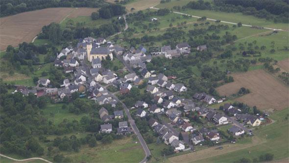 Luftbild Herschwiesen