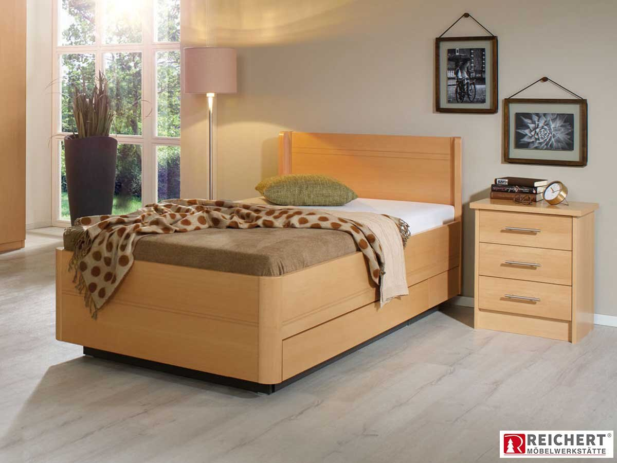reichert seniorenbett varese g nstig kaufen. Black Bedroom Furniture Sets. Home Design Ideas