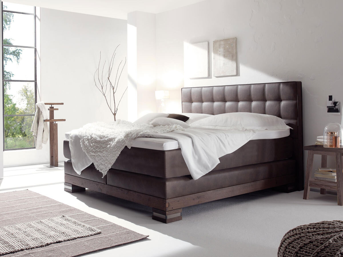 stunning boxspringbett ratgeber vorteile fragen. Black Bedroom Furniture Sets. Home Design Ideas