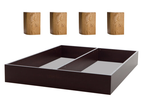 Hasena Sockel Practico-Ron Box 25 OAK