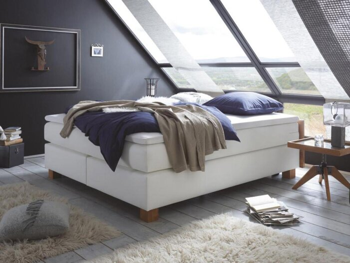 boxspringbett worauf achten beim kauf wohnbedarf pies. Black Bedroom Furniture Sets. Home Design Ideas