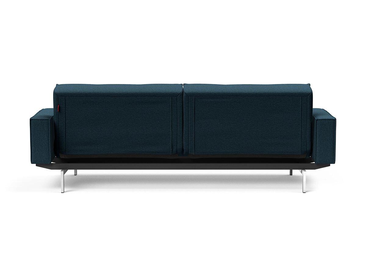 innovation splitback klappsofa mit armlehne. Black Bedroom Furniture Sets. Home Design Ideas