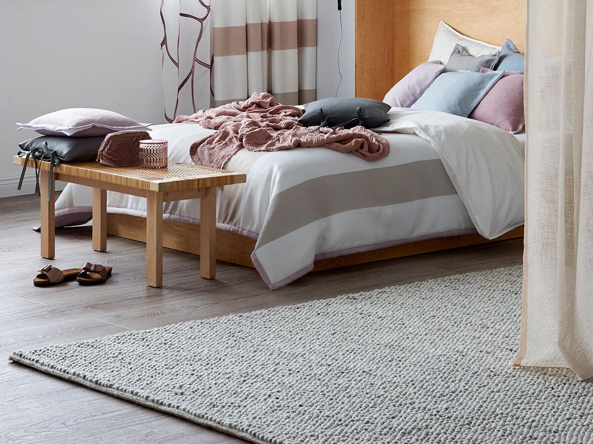 paulig salsa swing handwebteppich mit gewalkter schurwolle. Black Bedroom Furniture Sets. Home Design Ideas