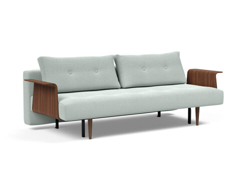 Innovation Recast Plus Klappsofa (dunkle Beine)
