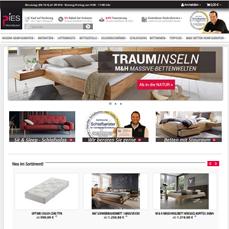 Wohnbedarf Pies Homepage